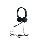 Jabra EVOLVE 20 MS Stereo USB Headset for MS Lync - 4999-823-109