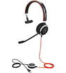 Jabra EVOLVE 40 UC Mono MS USB, 3.5mm Headset - 6393-823-109