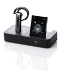Jabra GO 6470 Wireless Headset with Bluetooth® Adapter and Travel Charger