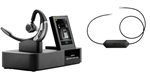 Jabra Motion Office MS Bluetooth Wireless Earbud Headset - Noise-Canceling