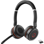 Jabra Evolve 75 US Stereo Headset - 7599-838-109