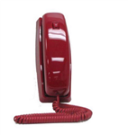 Cortelco Trendline Red Corded Telephone NEW (815047VOE21F)