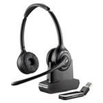 Plantronics Savi W420 Binaural Wireless USB Headset UC Standard - 84008-03