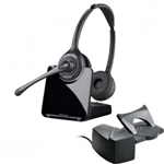 Plantronics CS520+HL10 Wireless Headset Combo - 84692-11