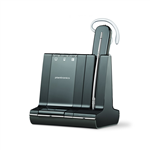 Plantronics Savi W745-M Microsoft Lync Wireless Headset, Unlimited - 86507-21