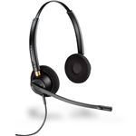 Plantronics HW520 EncorePro Noise Canceling Binaural Headset - 89434-01