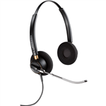 Plantronics HW520V EncorePro Binaural VoiceTube Headset - 89436-01