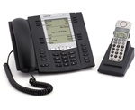 Aastra 57i CT IP Telephone with Cordless Accessory Handset