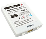 Vocera Communications Badge B3000: White Replacement Battery (RB-B3000-LW)