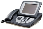 AVAYA 4630 & 4630SW Touch Screen Display Feature IP Phone