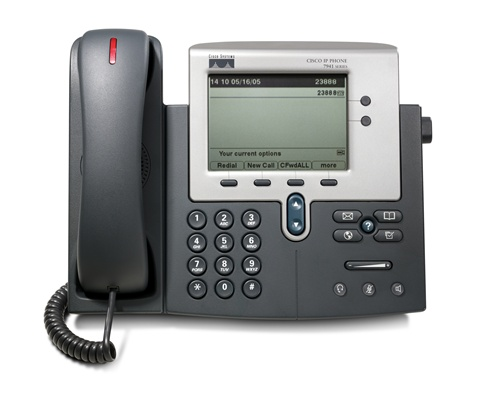 Cisco 7941 Phone Manual