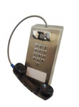 Anti-Suicide Cord-out-of-top Jail Phone - CT-3500