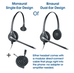 Plantronics Corded Headset for Cisco IP Phones CP-7965G and CP-7962G