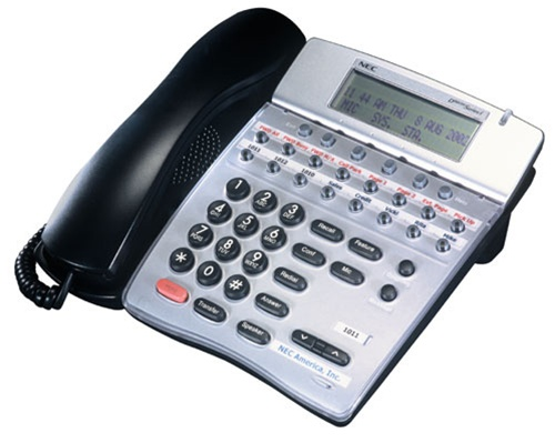 nec dtr 16d 1 dterm series i 16 button display telephone set rh tsrc com nec dtr-16d-1a manual One for All Manual