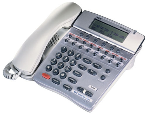 nec dtr 16d 1 dterm series i 16 button display telephone set rh tsrc com Akai TV Manual nec dtr-16d-1a manual
