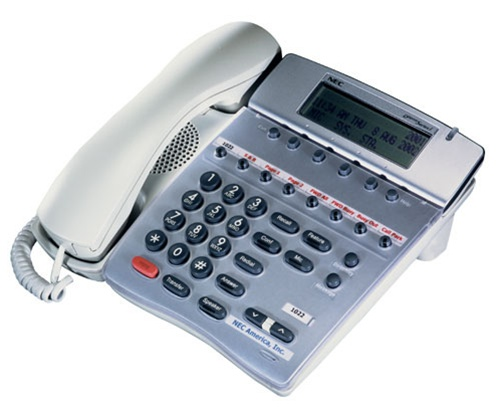 nec dtr 8d 1 dterm series i 8 button display telephone set rh tsrc com Akai TV Manual Sony Trinitron Manual