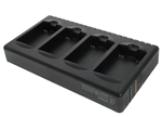 TransFormer Quad Charger for BPL Batteries: Replaces SpectraLink (GCQ100)