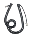 Unify/Siemens 12' Coiled Handset Cord