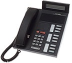 Nortel Meridian M5209 Centrex Telephone with Display