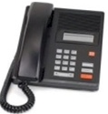Norstar M7100 Basic Set Telephone by Nortel - One Year Warranty