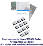 Keycap and User Guide Kit for M7310 Norstar Phones