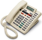 Nortel M8417 Handsfree 2-Line Phone w/ 1 Year Warranty