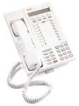 MLX-16DP Legend 16-Button Digital Handsfree Display Telephone, Black or White