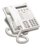 MLX-5D Legend 5-Button Digtal Handsfree Display Telephone, Black or White