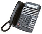 NEC DTerm Series III 24-Button Display Telephone Set (ETJ-24DS-2) - 570520 / 570521 - From TSRC.com