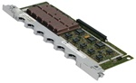 Norstar 6-Port Slim Fiber Expansion Card - NTBB06GA - 1 Yr. Warranty