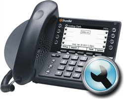 Repair and Remanufacture of ShoreTel 480g IP Phone