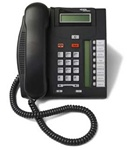 Norstar T7208 Business Feature Phone by Nortel - One Year Warranty