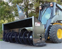 "73"" ES2410 Skid Steer Snow Blower"