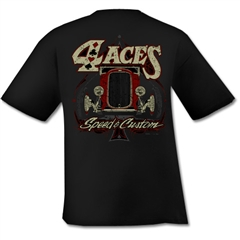 4 Aces Roadster T-Shirt