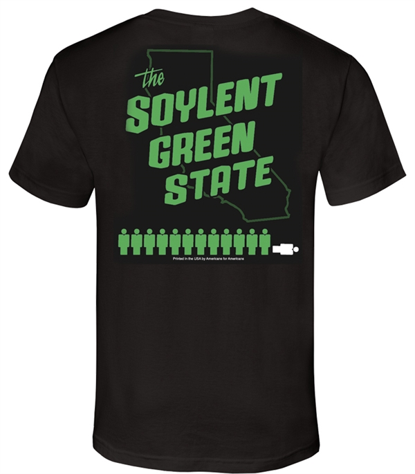 The Soylent Green State T-Shirt