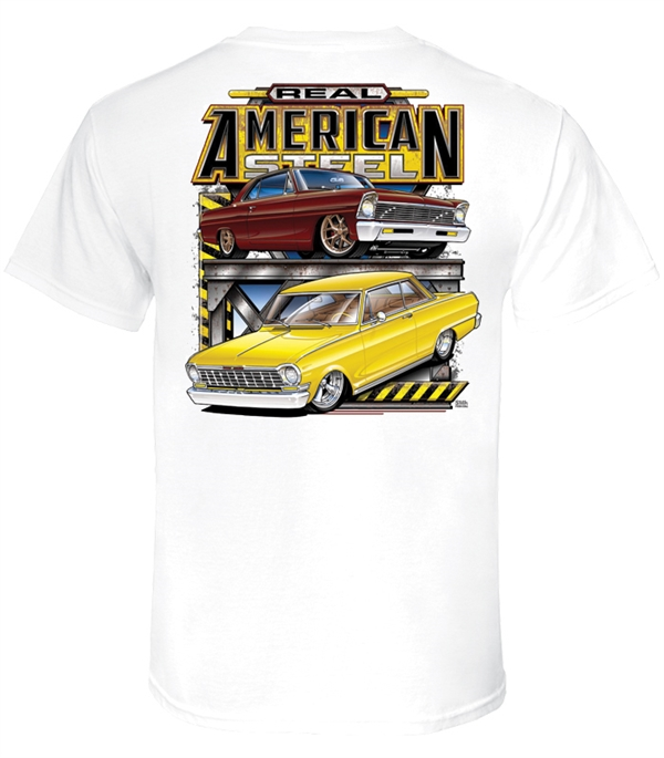 Real American Steel T-Shirt