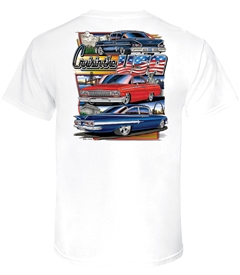 Cruisin' the USA T-Shirt