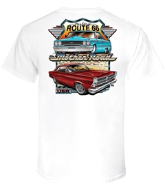 Historic Route 66 T-Shirt