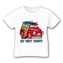 My First Woody Toddler T-Shirt