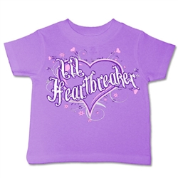 Lil' Heartbreaker Toddler T-Shirt