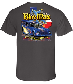 Blue Max T-Shirt by LON