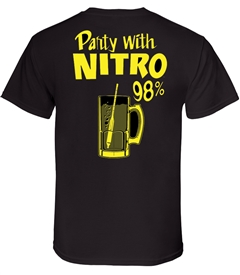 Party with Nitro T-Shirt