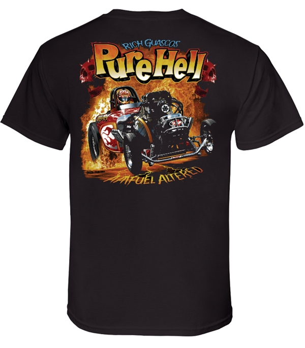 Rich Guasco's Pure Hell by LON 2017 Version (Black)