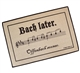 Bach Later Offenbach Sooner Doormat