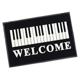 'Big Welcome' Keyboard Mat