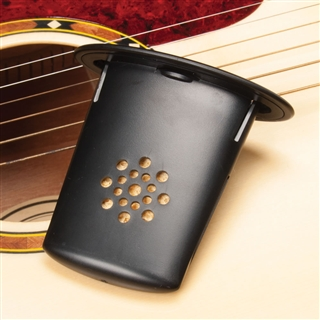 acoustic guitar humidifier at the music stand. Black Bedroom Furniture Sets. Home Design Ideas
