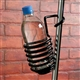 SwirlyGig Spiral Steel Drink Holder