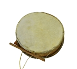 Peruvian Double Head Drum