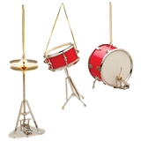 Miniature Drum Ornament