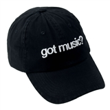 Got Music? Ball Cap